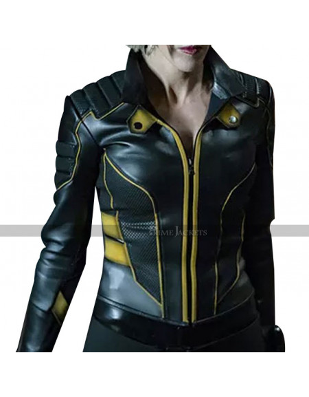 Arrow Spinoff Laurel Lance Jacket