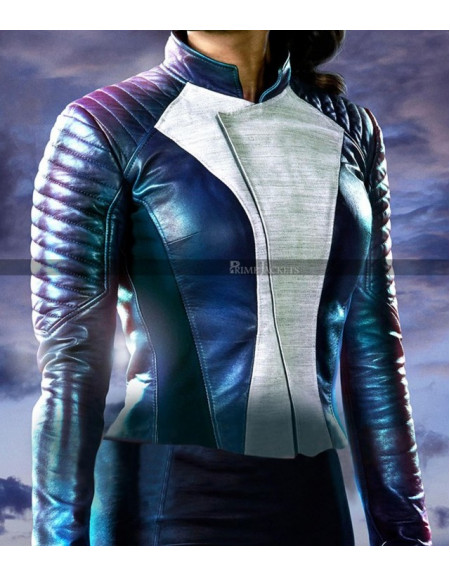 Iris West (Candice Patton) Flash Costume Jacket