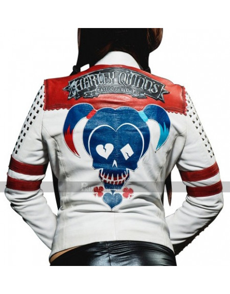 Harley Quinn Daddy's Lil Monster Jacket