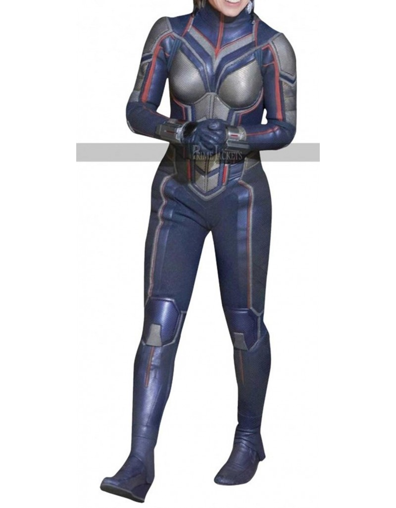 Ant-Man And The Wasp Hope Van Dyne (Evangeline Lilly) Costume Jacket