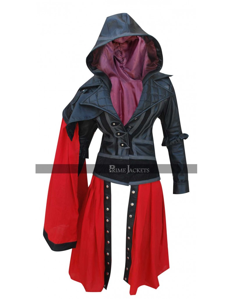 Evie Frye Assassin S Creed Syndicate Leather Costume