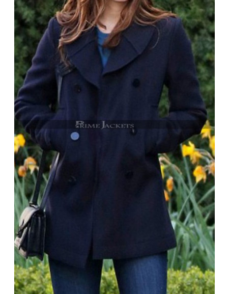 Fifty Shades Darker Dakota Johnson Ana Coat