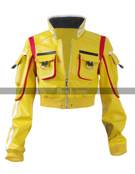 Final Fantasy XV Cindy Aurum Cosplay Jacket