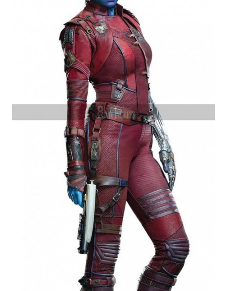 Guardians of the Galaxy Vol.2 Karen Gillan (Nebula) Jacket