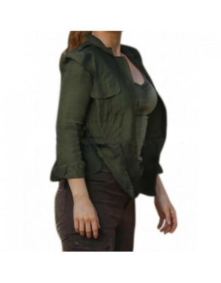 Claire Dearing Jurassic World Fallen Kingdom Bryce Dallas Howard Jacket