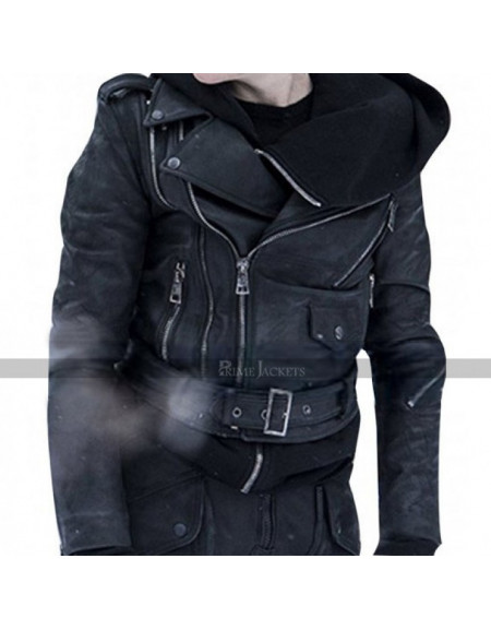 The Girl in the Spider's Web Lisbeth Salander Leather Jacket