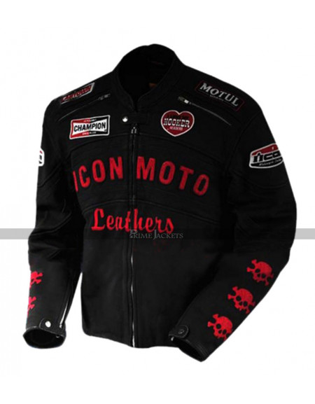 Cherry Darling Planet Terror Motorcycle Jacket