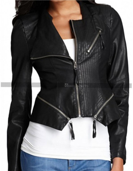 Rosa Diaz Brooklyn Nine-Nine Black Jacket