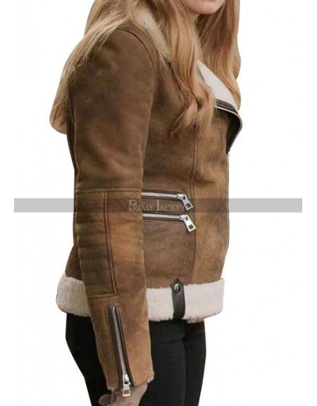 Virgin River Alexandra Breckenridge Jacket