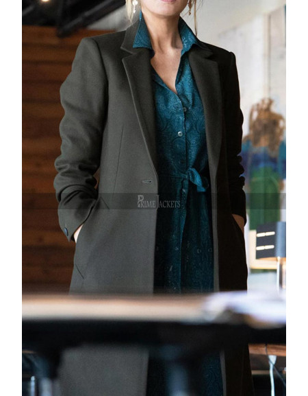 Yellowstone outfits Beth Dutton Long Coat