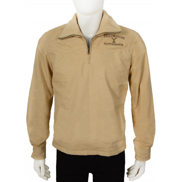 Yellowstone Colby Cotton Jacket